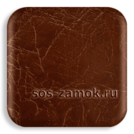глубокий коричневый
