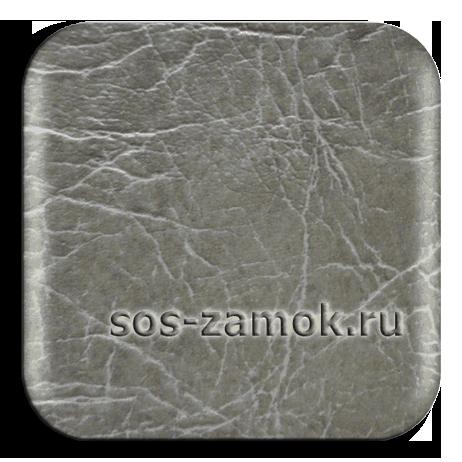 каменно-серый дермантин
