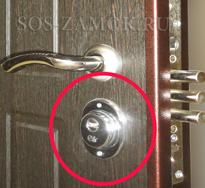Усиление входной двери
