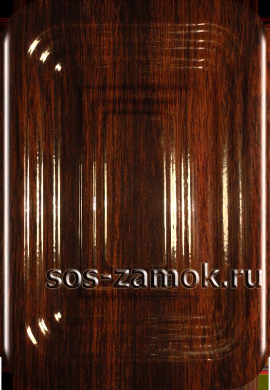 Фрагмент панели МДФ грецкий орех