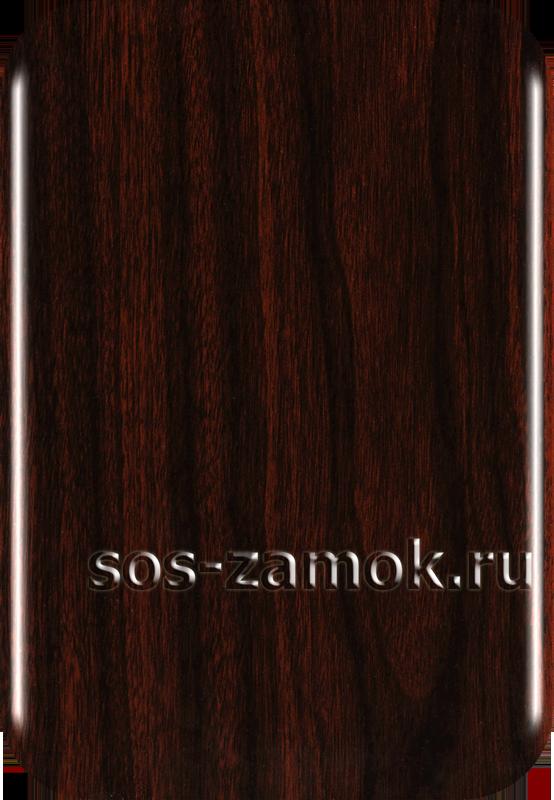 Глянцевая накладка МДФ грецкий орех