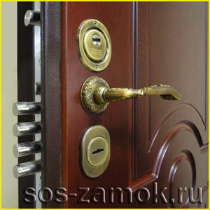 Ремонт замка двери в квартире