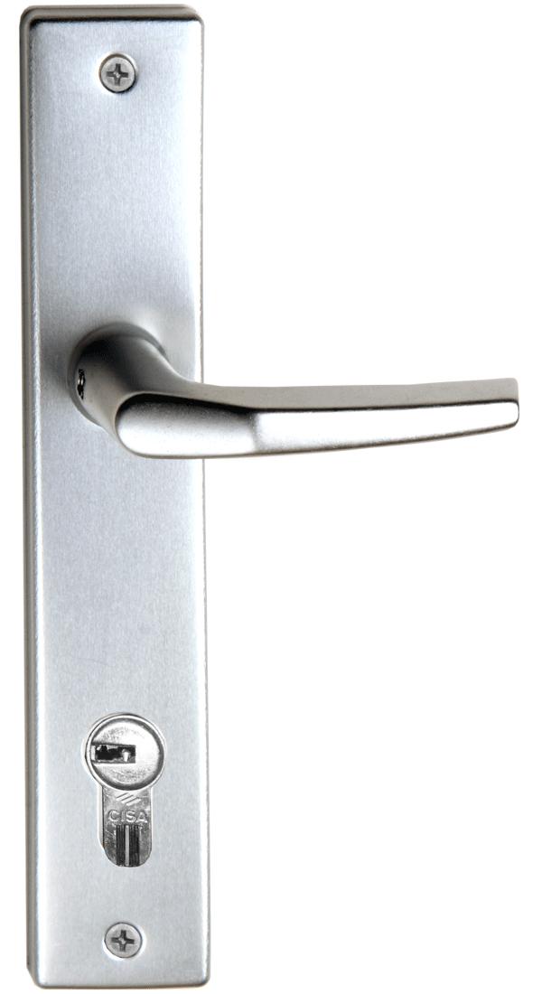 Ремонт ручек входной металлической двери